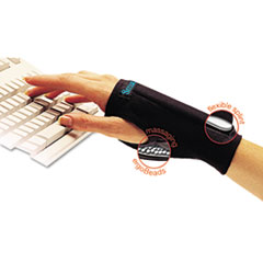 IMAK SmartGlove Wrist Wrap, Medium, Black