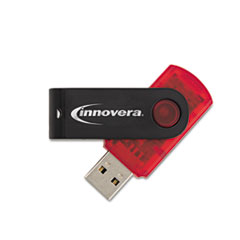 Innovera USB 2.0 Flash Drive, 16GB