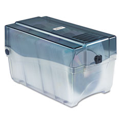 Innovera CD/DVD Storage Case, Holds 150 Disks