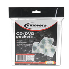 IVR 39701 Innovera CD Pocket IVR39701