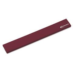 IVR 52455 Innovera® Natural Rubber Keyboard Wrist Rest IVR52455