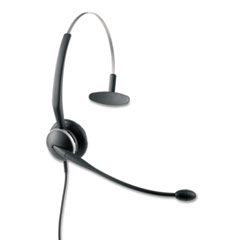 Jabra GN2120 Flex Monaural Over-the-Head Telephone Headset w/Noise Canceling Mic