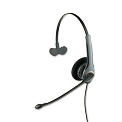 Jabra GN2020NCNB Flex Over-the-Head Standard Telephone Headset w/Noise Canceling Mic