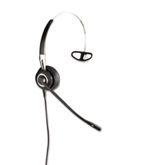Jabra BIZ 2400 Monaural Convertible Headset w/Noise Canceling Microphone