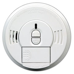 Kidde Front-Load Smoke Alarm w/Mounting Bracket, Hush Feature