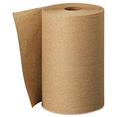 Kimberly-Clark Professional* SCOTT Hard Roll Towels, 8 x 400ft, Natural, 12 Rolls/Carton