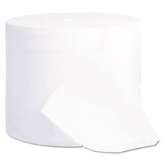 KIMBERLY-CLARK PROFESSIONAL* SCOTT Coreless 2-Ply Roll Bathroom Tissue, 1000 Sheets/Roll, 36 Rolls/Carton