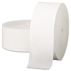 KIMBERLY-CLARK PROFESSIONAL* SCOTT Coreless JRT Jr. Rolls, 1-Ply, 2300ft, 12 Rolls/Carton