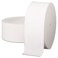 KIMBERLY-CLARK PROFESSIONAL* SCOTT Coreless JRT Jr. Rolls, 2-Ply, 1150 ft, 12 Rolls/Carton