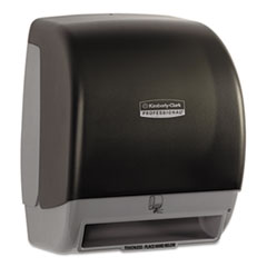 KIMBERLY-CLARK PROFESSIONAL* IN-SIGHT Touchless Electronic Towel Dispenser,12.27 x 9.47 x 15.2, Smoke/Gray