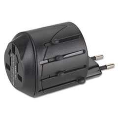 International Travel Plug Adapter/AC Outlet for Notebook PC, Cell Phone, 110V