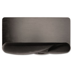 Kensington Wrist Pillow Foam Keyboard Platform Wrist Rest, Black