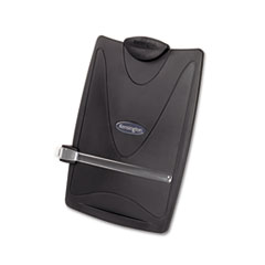 Kensington Insight Plus Easel Desktop Copyholder, 50 Sheet Capacity, Graphite