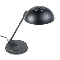 Ledu Incandescent Desk Lamp with Vented Dome Shade, 18
