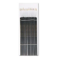 LEO 73501 Charles Leonard Artist Brush LEO73501