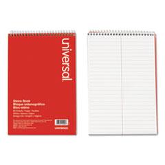 Universal®-BOOK,STENO,GREGG,80SH,WH