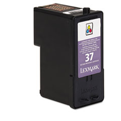 Lexmark 18C2140 (37) Ink, 150 Page-Yield, Tri-Color