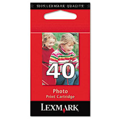 Lexmark 18Y0340 Ink, 5000 Page-Yield, Tri-Color
