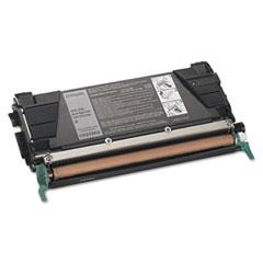 Lexmark C5242KH High-Yield Toner, 8000 Page-Yield, Black