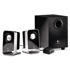 Logitech LS21 2.1 Stereo Speaker System with Sub-woofer