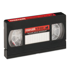MAX 290058 Maxell Cleaning VHS Tape MAX290058