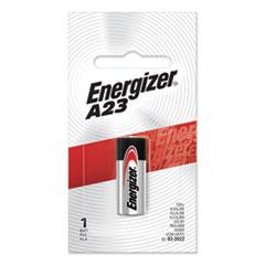 Energizer® BATTERY 12V ALK WATCH ELE A23BPZ ALKALINE BATTERY, 12V
