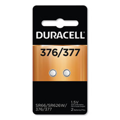 Duracell®-BATTERY,WATCH/CALC,2PK,SV