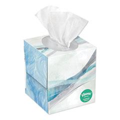Kleenex® TISSUE FACIAL LOTION WH LOTION FACIAL TISSUE, 2-PLY, WHITE, 65 SHEETS-BOX