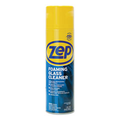 Zep Commercial®-CLEANER,FOAM,GLASS,19OZ