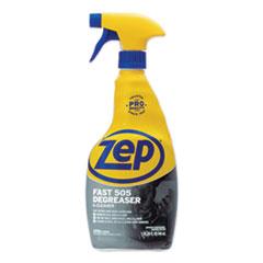 Zep Commercial® CLEANER DGRER 32OZ FAST 505 CLEANER AND DEGREASER, LEMON SCENT, 32 OZ SPRAY BOTTLE