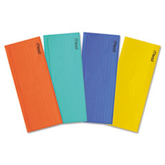 Mead Brite Wallet, 4 1/2 x 10 3/4, Two Inch Expansion, Assorted