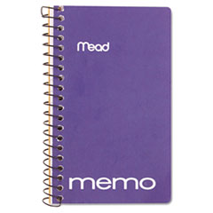 Mead Memo Book, College Ruled, 5