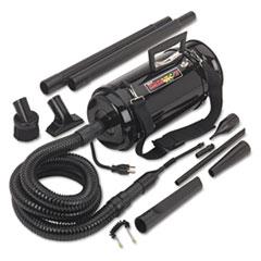 DataVac® VACUUM DVAC2 TNR CSE BK Metro Vac 1 Speed Toner Vacuum-blower, Includes Storage Case And Dust Off Tools