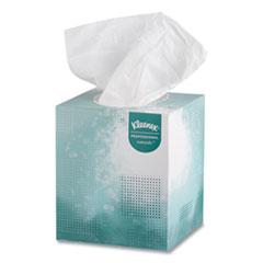 Kleenex® TISSUE KLNX FACIAL 95 WHT NATURALS FACIAL TISSUE, 2-PLY, WHITE, 95 SHEETS-BOX