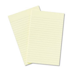 Original Notes, 5 x 8, Lined, Canary Yellow, 2 50-Sheet Pads/Pack