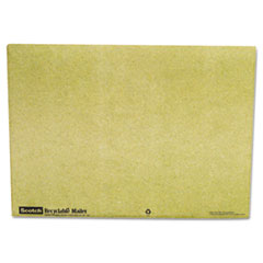 Recyclable Padded Mailer, #5, Green, 10/Pack