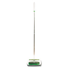 Scotch-Brite Quick Floor Sweeper, Rubber Bristles, 42