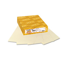 Neenah Paper Classic Laid Stationery Writing Paper, 24-lb, 8-1/2 x 11, Baronial Ivory, 500/Rm