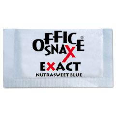 Office Snax Nutrasweet Blue Sweetener, 2000 Packets/Carton