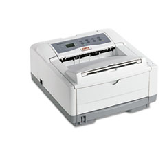 Oki B4600 Laser Printer, Beige, 120V