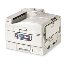 OKI 62430606 Oki 9650DN Color Laser Printer OKI62430606