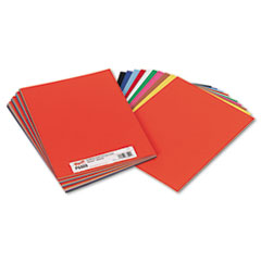 PAC P6509 Pacon Peacock Sulphite Construction Paper PACP6509