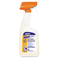Febreze Fabric Refresher & Odor Eliminator, Fresh Clean, 32oz Trigger Sprayer