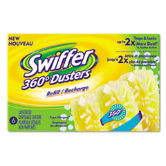 Swiffer 360 Duster Refill, 6 Refill/Box
