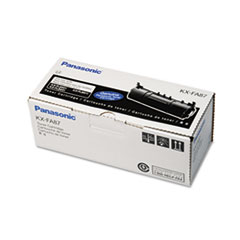 Panasonic KXFA87 Toner, 5000 Page-Yield, Black