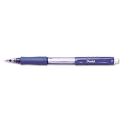 Pentel Twist-Erase EXPRESS Mechanical Pencil, 0.5 mm, Blue Barrel