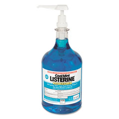 Cool Mint Mouthwash, 1-gal. Pump
