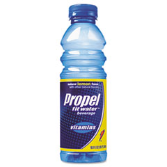 Propel Fitness Water Flavored Water, Lemon, Plastic Bottle, 500 mL, 24/Carton