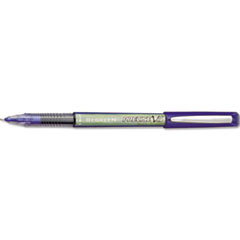 Pilot Precise V5 BeGreen Roller Ball Stick Pen, Blue Ink, .5mm, Dozen