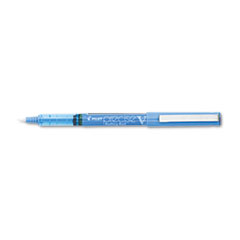 Pilot Precise V5 Roller Ball Stick Pen, Precision Point, Blue Ink, .5mm, Dozen